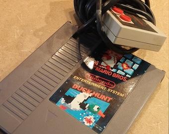 Mario & Duck Hunt - (Nes) Game