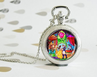 """Shop """"beauty and the beast jewelry"""" in Watches"""