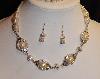 Bridal Dreams Necklace Set