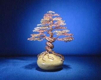 Unique wire bonsai related items etsy - Libros de bonsais ...