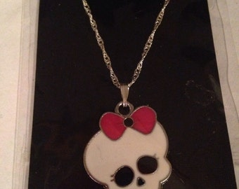 Monster High Style Necklace