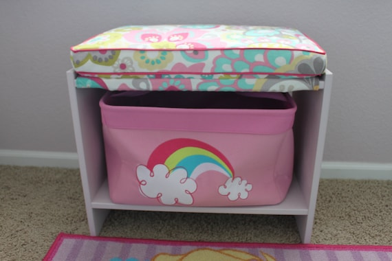 Light Pink Lego And Duplo Double Sided Table With Rainbow