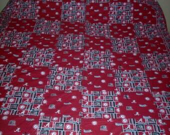 Handmade Alabama  Quilt