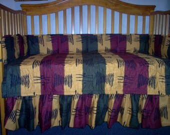 African Baby Bedding