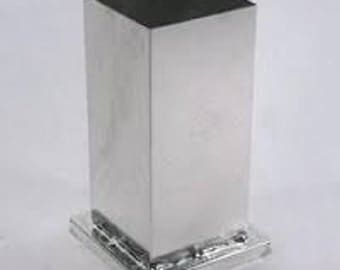 """3""""X 9.5"""" Square Candle Mold"""