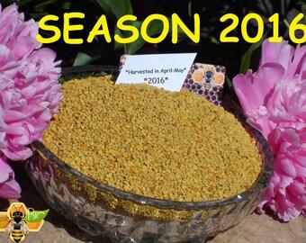 ORGANIC BEE POLLEN Granules 2016 Y E A R. B I O. Bienenpollen Polline d'api Bipollen Biepollen