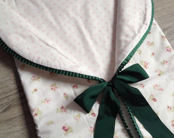 Lullaby cotton printed with flowers