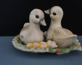 Fitz & Floyd Ducklings Salt and Pepper Shakers
