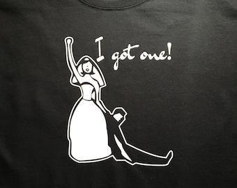 I Got One Couple/Married T-shirt