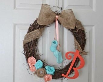 Baby Vine wreath