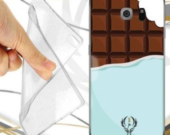 Choco case cover for samsung galaxy s6 duos