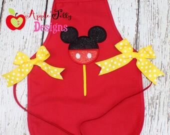 Mouse Lolliopop 1 Applique Design