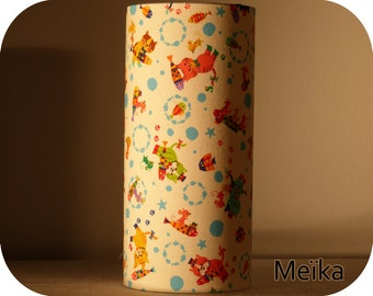 Lamp Tube to ask - fabric child