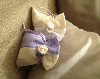 wedding flavour, bags holder confetti