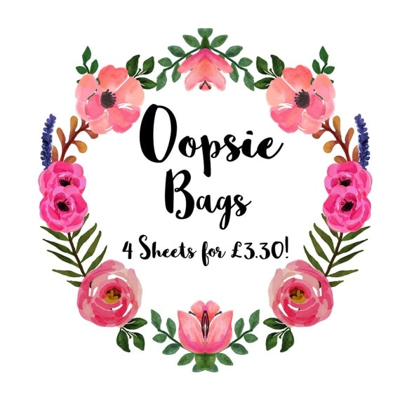Oopsie Bag From Rosyprints On Etsy Studio