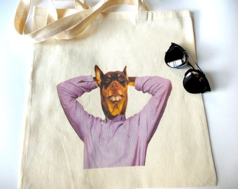 Tote Bag , Cotton Bag , Canvas Bag , Eco Bag .