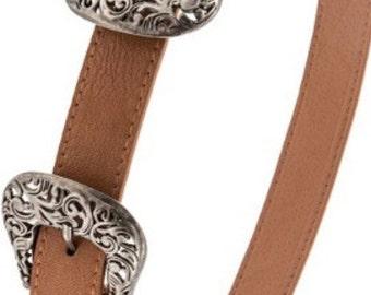 The Kylie Double Buckle Belt