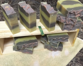 Lemon grass delicious smelling soap