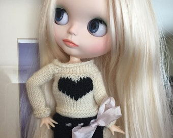 Sweater with a BIG heart