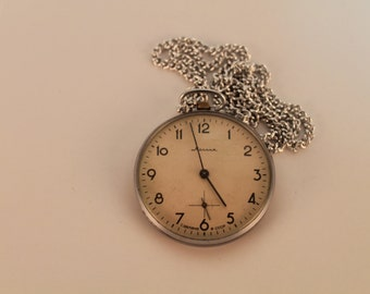 Russian watch Molnia