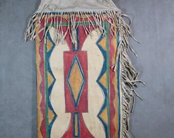 Sioux Eliptical Parfleche