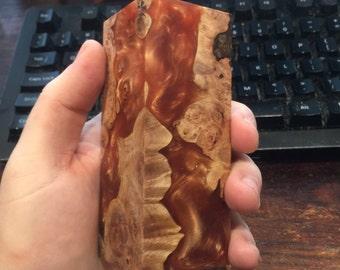 Hybrid Stabilized Wood Block