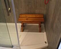 Sun Tzu Shower Bench