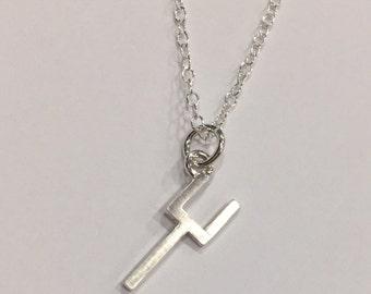 Sterling Silver Mini Origin Pendant