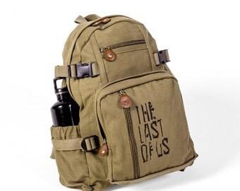 The Last Of US Backpack - BRAND NEW - Ellie Messenger Bag