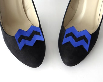 Clips shoes Royal Blue rafters