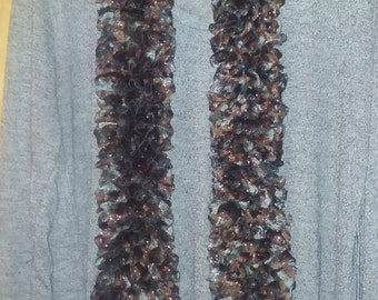 Marble Ribbon Scarf