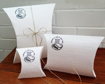 Braille Pillow Gift Boxes