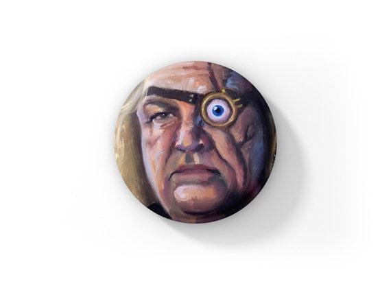 Individual Fan Art Alastor Mad Eye Moody Harry Potter by Jess