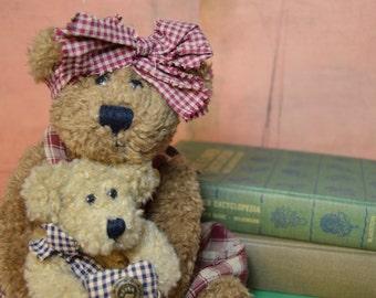 Momma McBear & Delmar Boyd Bears