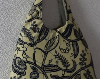 Sarama African print shoulder bag