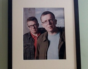 The Proclaimers  framed 8' x 10' photo