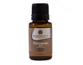 Cinnamon Bark Essential Oil | 5 mL | 15 mL | 30 mL | 100% Pure Therapeutic Grade