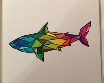 Geometric Sharky