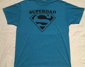 SUPERDAD guys shirt