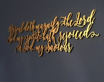 Genial Christian Wall Art | Etsy