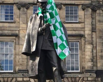 Sherlock Hibs (with complimentary blade of hampden pitch grass)