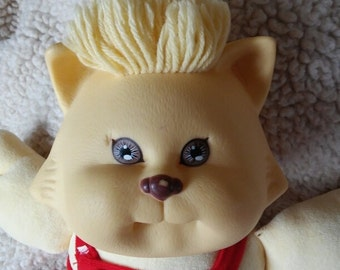 "Cabbage Patch Kids ""KOOSAS"" cat."