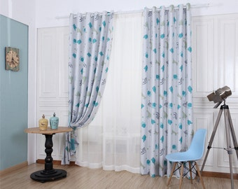 "Cute Animals Curtains up to 106""L,Custom Made Size Curtains,high quality curtains"
