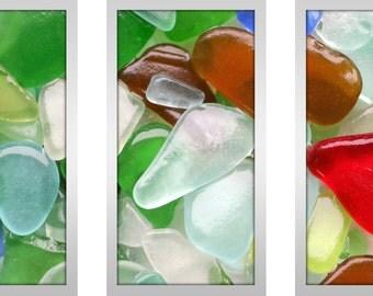 Wind of Change IK - Framed Plexiglass Wall Art