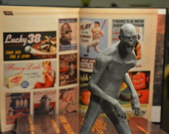 Fallout 4 Feral Ghoul Model Kit