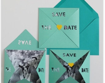 50 Save The Date Cards