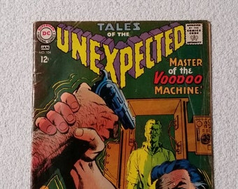 Tales of the Unexpected #104