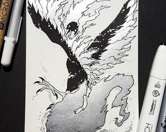 Ardent Legends Series: Moltres [ORIGINAL]