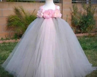 Tutu Flower Dress