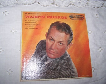 Vintage Vaughn Monroe EP 45 rpm Record